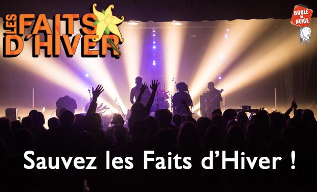 Les Faits d'Hiver 2014 - Anoula by