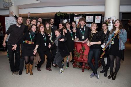 L'équipe du festival 2014